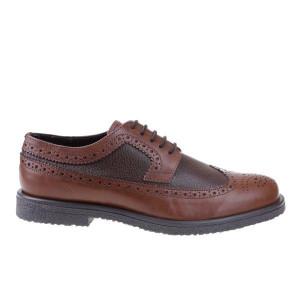 Pantofi oxford din piele naturala Larsson
