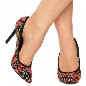Pantofi stiletto cu toc inalt Italia