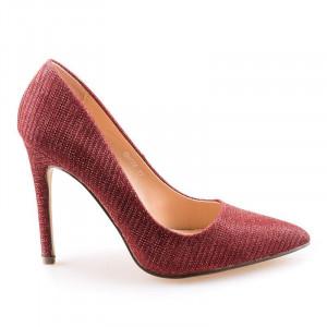 Pantofi stiletto cu toc inalt Jolie