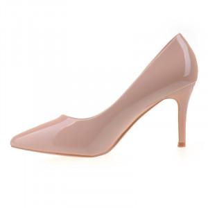 Pantofi stiletto cu toc mediu Adria