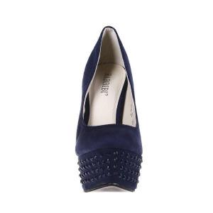 Pantofi Vicky navy