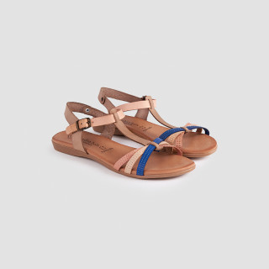 Sandale dama, GENEVA , Rose