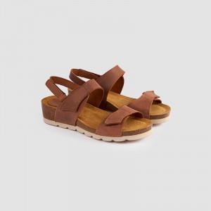 Sandale dama, INA , Maron