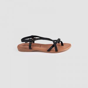Sandale dama, ISABETA, Negru