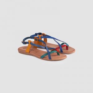 Sandale dama, NOEMI, Rosu
