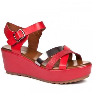 Sandale Dama, Rosu
