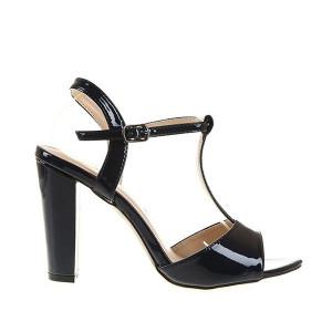 Sandale Sergiana negre