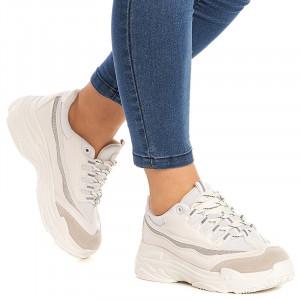 Sneakers dama Bonnie bej