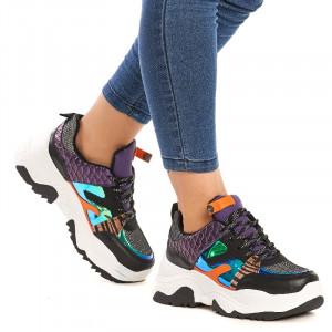 Sneakers dama Sabrina blu