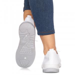 Sneakers Giulietta alb