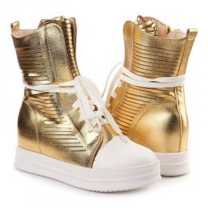 Sneakers inalti Layla oro