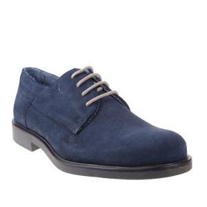 Pantofi casual din piele naturala intoarsa Apparel