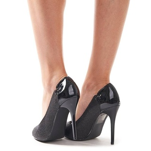 Pantofi cu toc de ocazie Amira