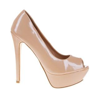Pantofi cu toc si platforma Anabella 1
