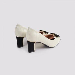 Pantofi dama, ARYA, Crem