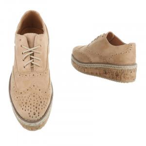 Pantofi dama, Kaki