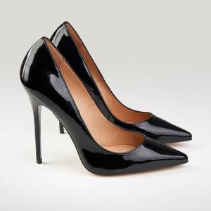 Pantofi dama, KAYBEL , Negru