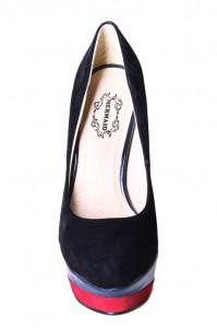 Pantofi dama negri Rosalia