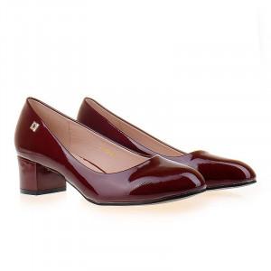 Pantofi office bordo Adria