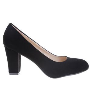 Pantofi office din velur Tania