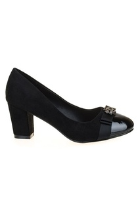 Pantofi office Gilda blk