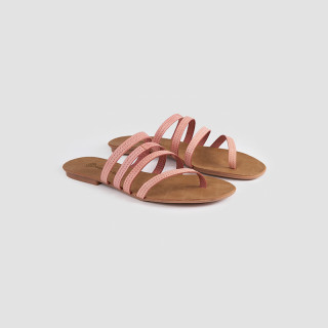 Papuci dama, IDALIA, Rose