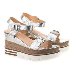Sandale cu platforma Gilda