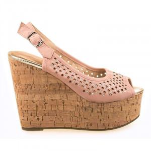 Sandale cu platforma Mia