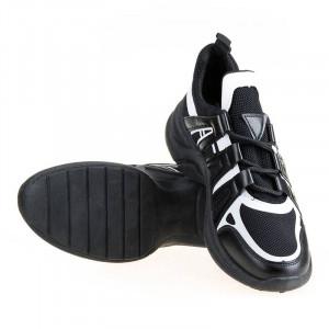 Sneakers trendy Camelia blk