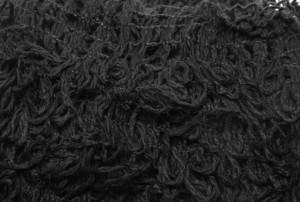 Fular black Sensation