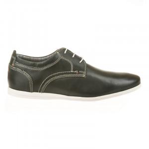 Pantofi barbati casual din piele naturala Italia Benedito