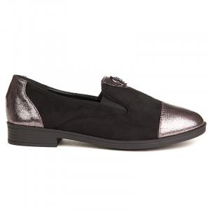 Pantofi casual din velur Martina