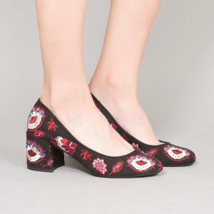 Pantofi dama LISA negru