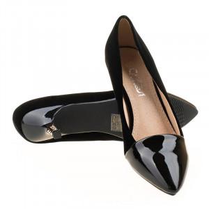 Pantofi stiletto cu toc mic Adria