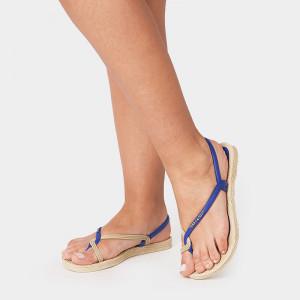 Sandale Dama, LIA, Albastru