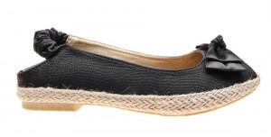 Sandale de dama all black Sensation