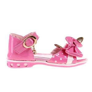 Sandale fete Meina pink