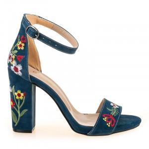 Sandale flower la moda Alma