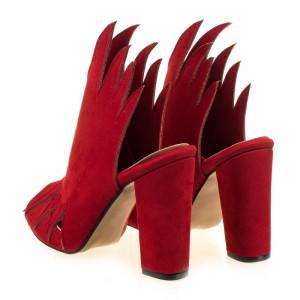 Sandale la moda cu toc Natalia