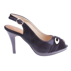 Sandale Mira negre