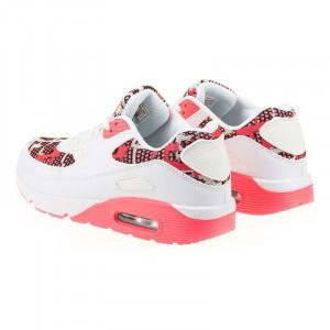 Sneakers air max Bianca alb