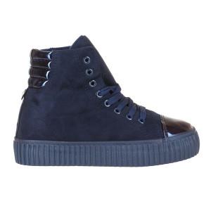 Sneakers din velur Salma