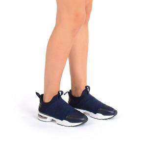 Sneakers stil dolce&gabbana blu Alma