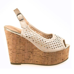 Sandale cu platforma Gia
