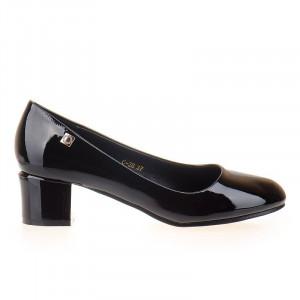 Pantofi office blk Adria
