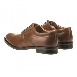 Pantofi barbati office din piele naturala Italia Armando