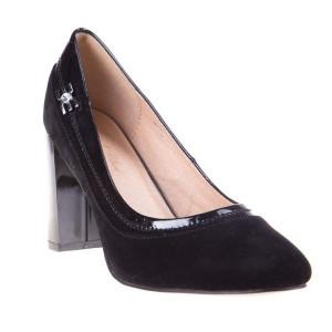 Pantofi office din velur Rosalita
