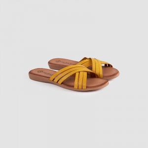 Papuci dama, LELIA, Mustar