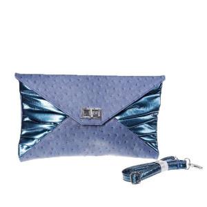 Poseta plic blue Priscilla
