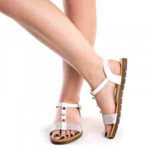 Sandale cu talpa joasa Akemi